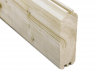 Chalet en madriers 45MM + plancher