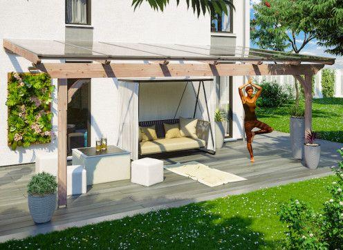 Toit terrasse en bois haut de gamme