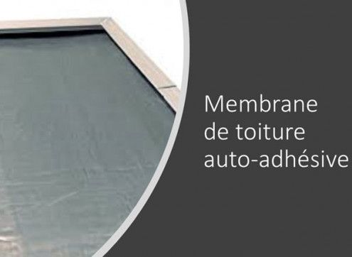 Option membrane auto-adhésive