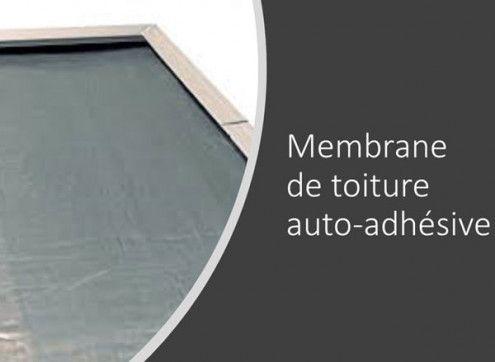 Option membrane auto-adhésive 6 rouleaux