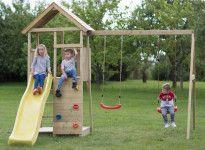 Portique d'escalade pour enfant