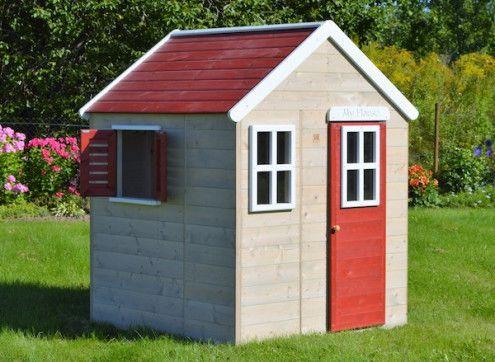 Maisonnette pour enfant en bois