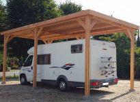 OSSATURE CAMPING-CAR TOIT PLAT 32m2