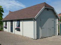Garage bois premium - 47m2