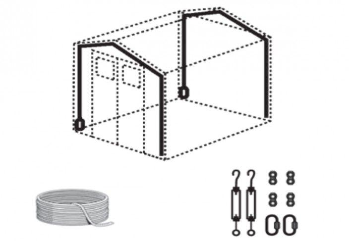 kit d 39 ancrage grosfillex. Black Bedroom Furniture Sets. Home Design Ideas