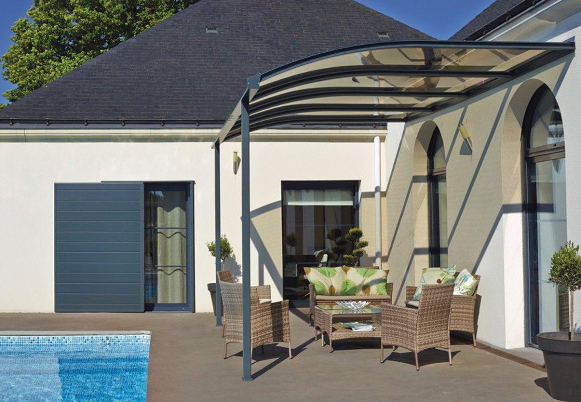 Abri terrasse design - Abri terrasse polycarbonate ...