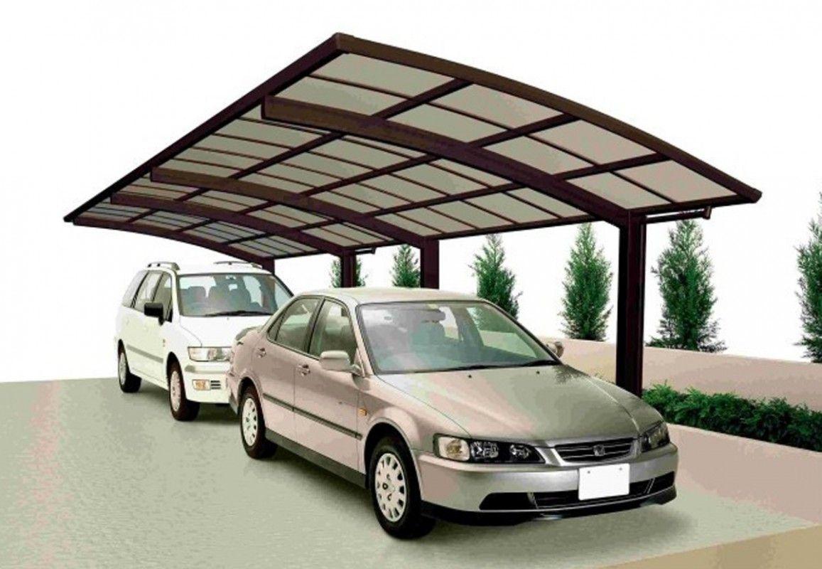 Abri voiture aluminium 2 pieds 5 x 3 m avec toit en polycarbonate black bedroom furniture sets - Polycarbonate brico depot ...