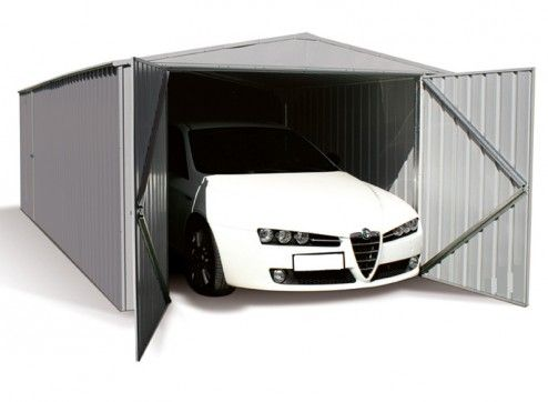 Garage métal TOP AFFAIRE 3 x 6 M