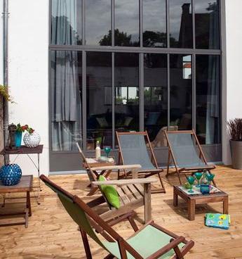 Transat detente blog ma maison mon jardin - Transat d interieur ...