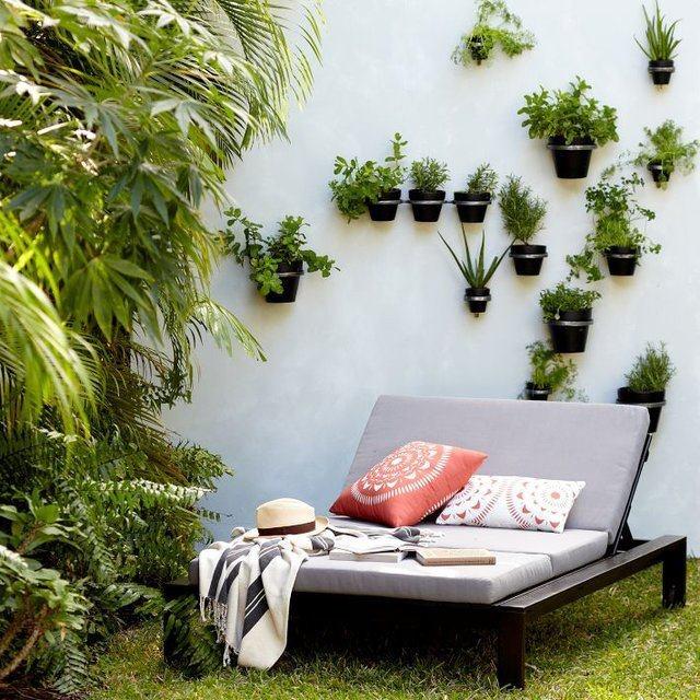 transat double blog ma maison mon jardin. Black Bedroom Furniture Sets. Home Design Ideas