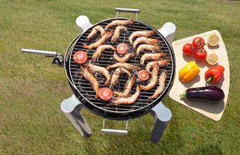 Plancha, barbecue, cuisine d'extérieur … des solutions à tous les prix !