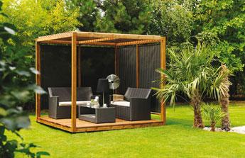 Etre bien dans son salon de jardin blog blog ma maison mon jardin for Amenagement de salon de jardin
