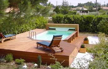 La piscine hors sol : les joies d'une baignade à prix réduit