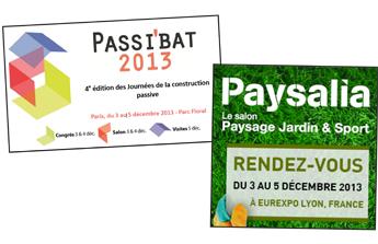 Salons, foires & Co – Les rendez-vous du mois de décembre 2013
