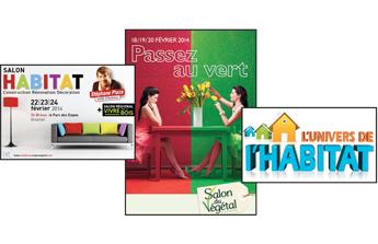 Salons, Foires & Co – Les rendez-vous du mois de février 2014