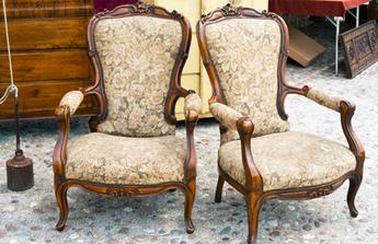 Le fauteuil Voltaire, un style qui perdure…