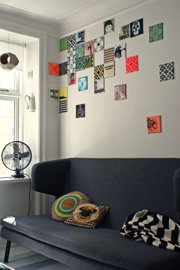 Deco murale carreaux faience blog ma maison mon jardin for Carreaux faience