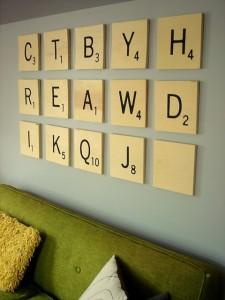 astuces et id es originales pour une d coration murale tendance blog ma maison mon jardin. Black Bedroom Furniture Sets. Home Design Ideas