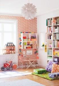 le papier peint fait peau neuve blog ma maison mon jardin. Black Bedroom Furniture Sets. Home Design Ideas