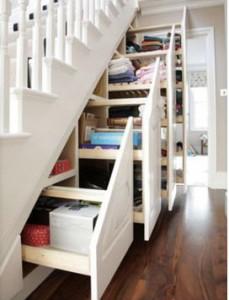 Les r gles essentielles pour optimiser l espace d un petit - Petit appartement dote dun confortable espace de rangement ...