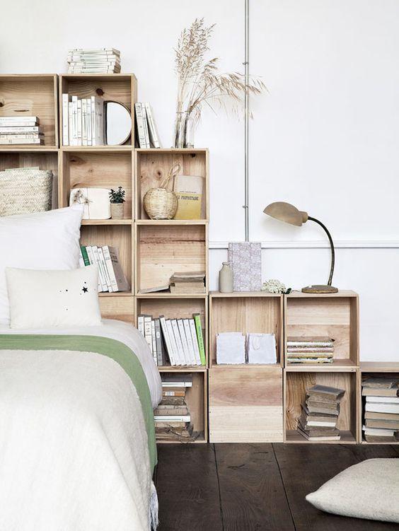 Une belle t te de lit pour faire de doux r ves blog ma for Personnaliser ma propre maison