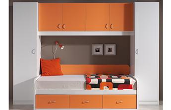 5 astuces pour optimiser un espace int rieur - Optimiser rangement chambre ...