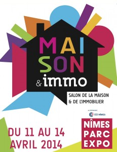 Salons foires co les rendez vous du mois d avril 2014 for Salon habitat nimes