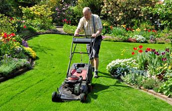 Tondre sa pelouse : tout un art !