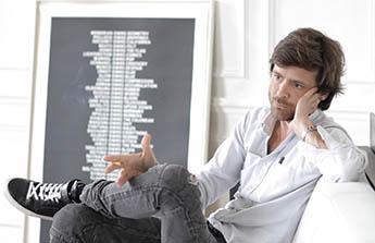 Joseph Dirand, l'architecte d'intérieur à la signature minimaliste et précise