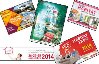 Salons, Foires & Co : les rendez-vous du mois de septembre 2014