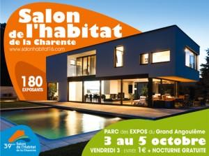 Salons foires co les rendez vous du mois d octobre for Salon habitat niort