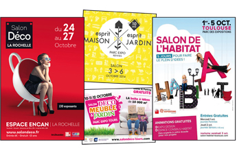 Salons, Foires & Co : les rendez-vous du mois d'octobre 2014