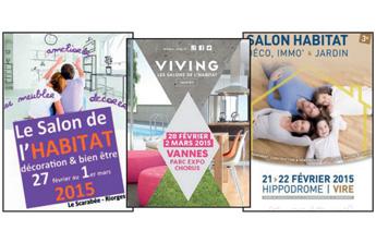 Salons, Foires & co : Les rendez-vous du mois de février 2015