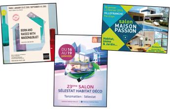 Salons, Foires & co : Les rendez-vous du mois de janvier 2015