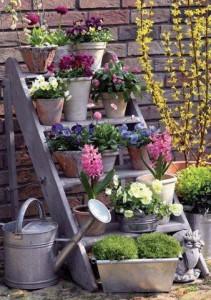 Le jardin en mode urbain blog ma maison mon jardin for Decorer mon jardin
