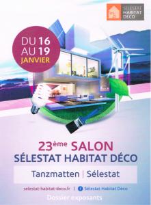 Salons foires co les rendez vous du mois de janvier for Salon habitat selestat