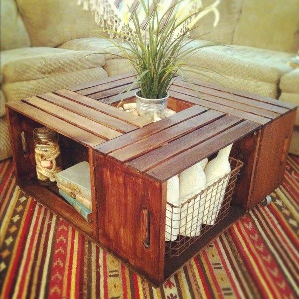 Meubler son salon à petit prix avec le DIY – Blog \