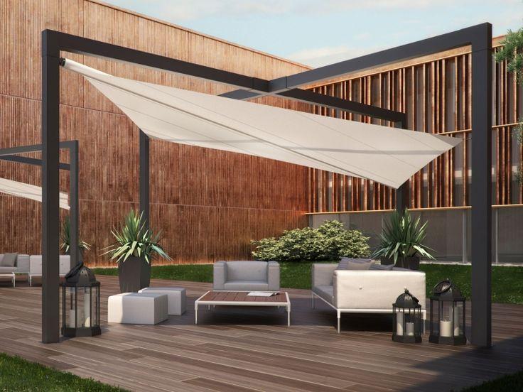 Belle terrasse ombragée