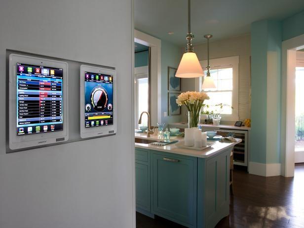La domotique s invite dans votre jardin blog ma maison - Tecnologia in casa ...