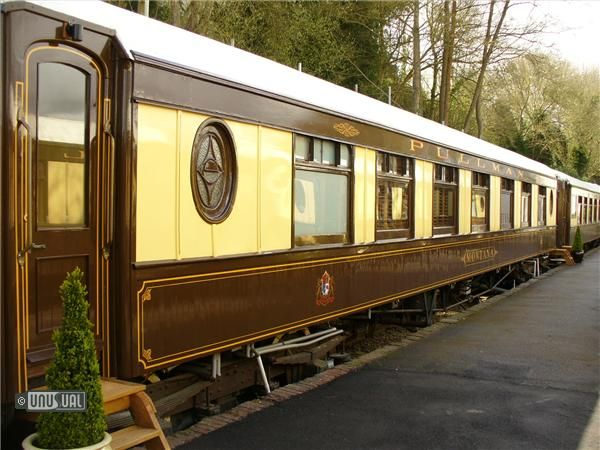 hôtel train