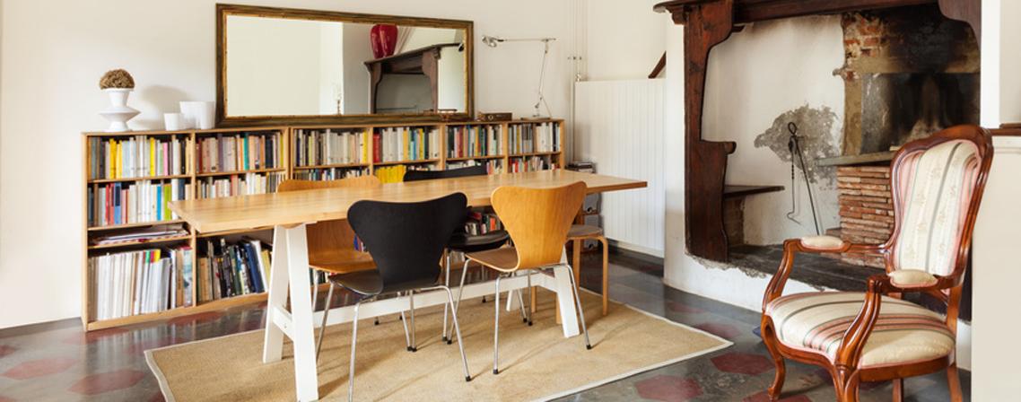 Comment cr er une ambiance vintage au salon blog ma for Scene d interieur blois