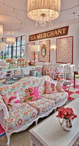 Id es d co des 4 coins du monde blog ma maison mon for Decoration a l anglaise