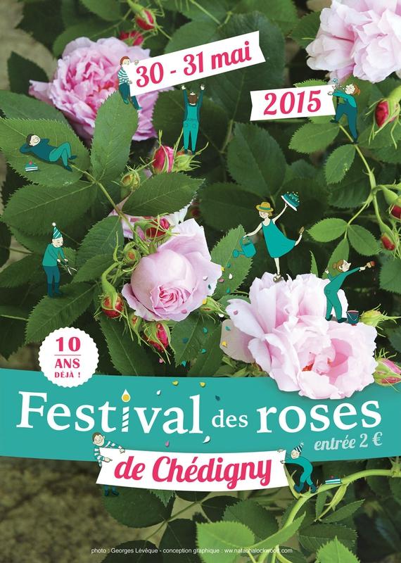 festival roses chedigny
