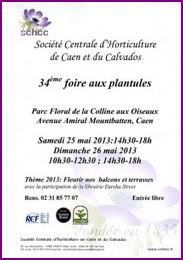 foire plantules Caen
