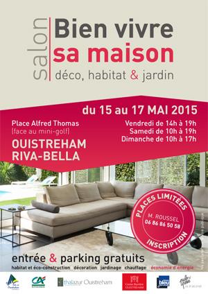 Salon maison Ouistreham