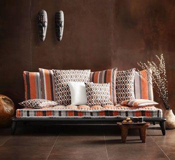 Id es d co des 4 coins du monde blog ma maison mon jardin for Deco chambre style africain