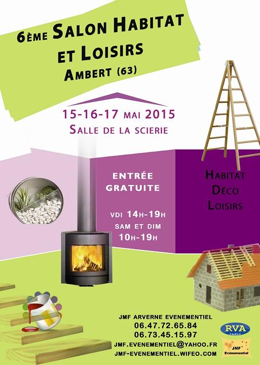 Salons et foires les rendez vous de mai 2015 blog ma for Salon habitat caen