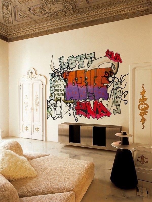 Le Street Art S Invite Dans Nos Int 233 Rieurs Blog Quot Ma