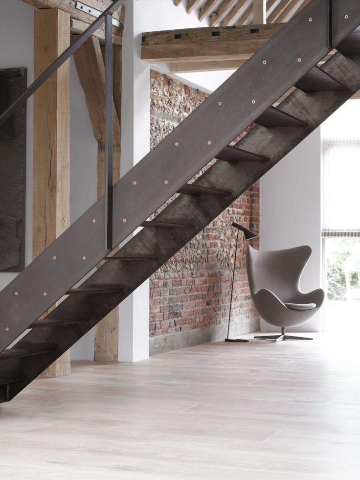 design industriel la d co avec des l ments d usine blog ma maison mon jardin. Black Bedroom Furniture Sets. Home Design Ideas