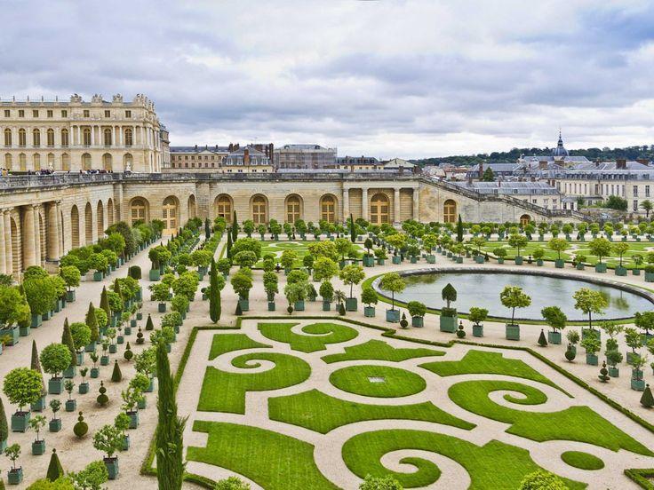 Les jardins de Versailles, majestueux !